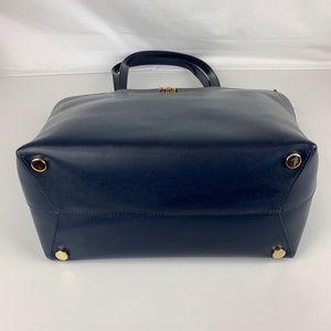 Michael Kors Bags - New Michael Kors Mott Navy Leather Tote